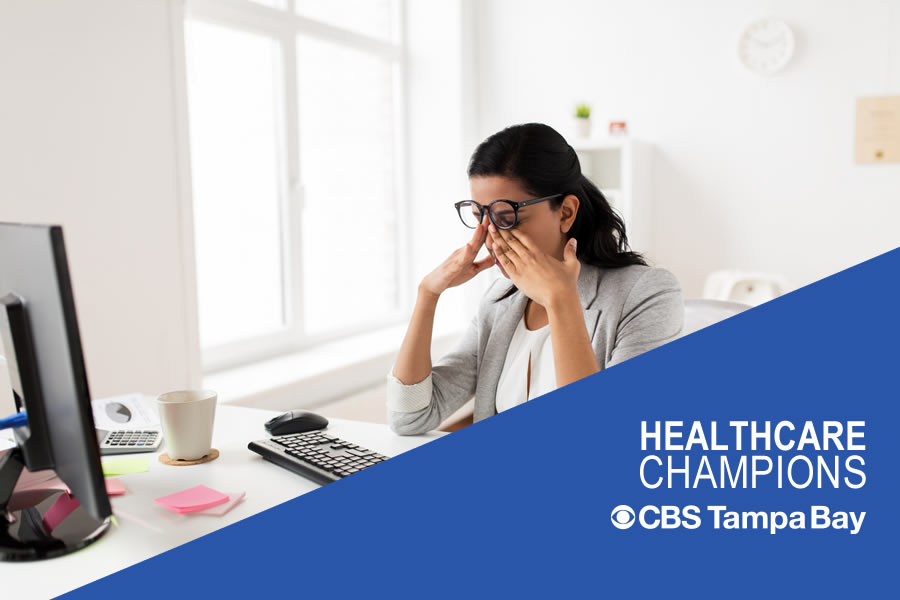watch chronic fatigue on healthcare champions