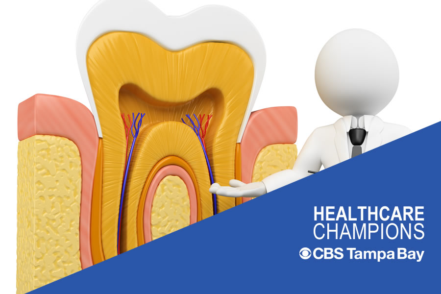 watch root canals on healthcare champions
